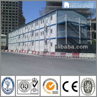 Easy Convenient Assemble Light Steel Structure Prefabricated 3 Stories Container House/House Container