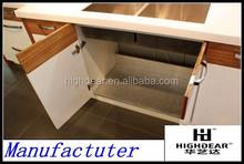5mm~25mm waterproof/fireproof aluminum composite kitchen cabinet kick board for sale