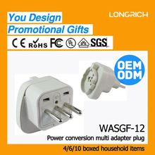 Universal elecrical plugs and sockets,quality suppliers 4-pin female power plug
