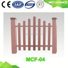 wpc garden/gazebo/balcony fencing/railing
