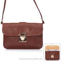 New design Shoulder Bag Handbag Wallet Case for iPhone 4 4S 5 5S 6 6 Plus