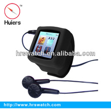 wrist band mp4 player,sporty mp4 player