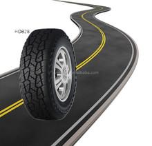 EU Label DOT ECE Haida Tyre Car Tire PCR Factory High Quality 4*4 M/T Tyres P265/70R17 HD828