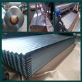 galvanizado corrugado acero láminas para techo y pared