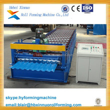 996 arch type automatic assembly machine for corrugated board