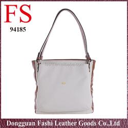 latest design bags women handbag cheap PU shoulder bags