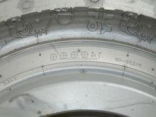 CAD/CAM/UG bicycle tyre mold