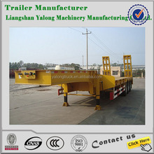 2015 new 13m length tri-axle lowboy made in china/all kinds of truck trailer for Vietnam market