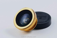 New product 3in1 fish eye lens telephoto lens for mobile phone