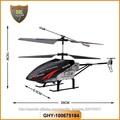 Nuevos 3 canales helicóptero del rc con giroscopio para la navidad 2014