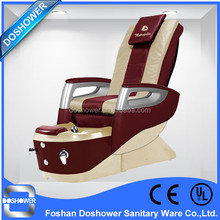 steel frame pu top patient chair electric chair type manicure and pedicure chair with remote control