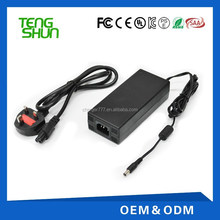 Teng Shun Power Supply 25.2v 24V 3A li-ion lithium max power battery charger