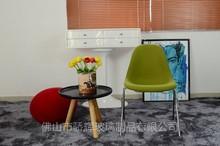 JH-012 2015 New Hot Armless fiberglass White Dining Side Chair