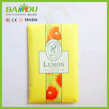 fragrance for air freshener 2015 new products paper sachets bag