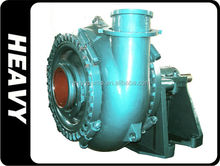 Directly coupled electric motor sand pump for suction river sand and mud