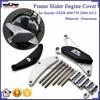 BJ-EG-006 CNC Racing Engine Cover Crash Guard Frame Slider Protector For :Suzuki GSXR 600/750