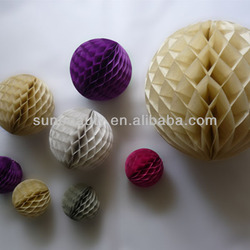 2013 Best Selling Christmas Items & Honeycomb Paper Crafts