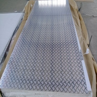 five-bar aluminum chequered plate --ZF--Kelly(skype: zhongfu.aluminum.1006 mobile:8615668320261)