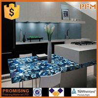turquoise rough semi precious stones for hotel& bar project design