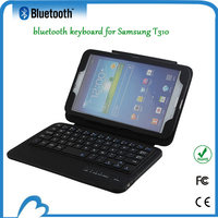 OEM custom 11.6 inch tablet pc leather keyboard case