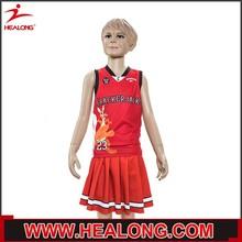 school cheering uniforms european basketball uniform design for girls
