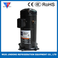 380V 17400BTU Air conditioner compressor, ZR72KC-TFD copeland scroll compressor for refrigerator
