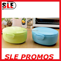 OEM ODM Custom Logo Imprint Wholesale eco-friendly Microwave High quality Antight Seal Plastic Lunch Box Preservative container