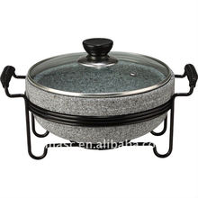 Classic stone steam cooker pot