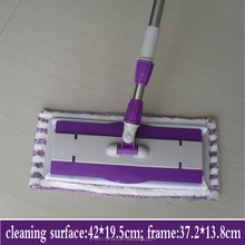 easy cleaning flat mop microfiber floor mop 2015 New style