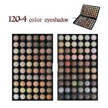 Bulk buy from china 120 color shining eye shadow wholesale make up eye shadow