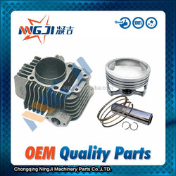 Motorcycle Parts Motorcycle Engine Parts Chinese Motorcycles Cylinder kit 60mm dameter