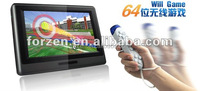 2014 NEWEST!! 9 inch touch screen portable dvd player with tv tuner and radio