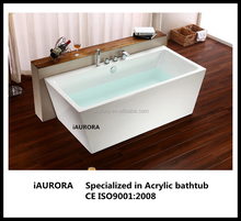Acrylic Freestanding Bathtub with Cheap Price