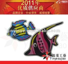 Colorful Fish Shape Soft Pvc Fridge Magnetic
