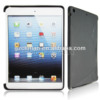 Soft rubber s wave tpu case for ipad 5 back cover