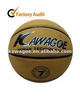 PU professional indoor basketball OEM served