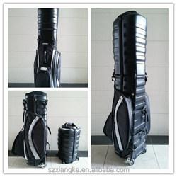 Hard Case Golf Club Bag with wheel