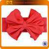Red Color Kids Bow Headband/hair accessory