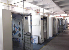 Cleanroom products: air shower