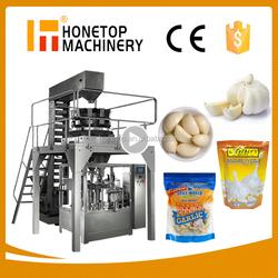 Reasonable price garlic packing machine