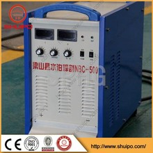 NBC Series TAP Gas Shielded Welding Machine / Welder / Mig welding machine