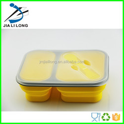 Hot sale microwave bento lunch box with dividers