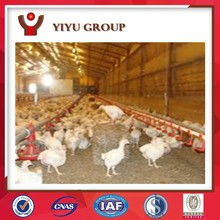 China complete Controlled Poultry Shed Farm Machinery For Chicken House