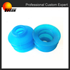 hot sale custom silicon rubber bellow, bellow rubber hose, rubber air bellow