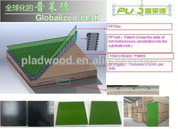 densified film faced plywood/plywood for concrete formwork/WBP formwork plywood