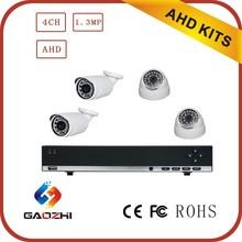 8CH AHD HVR Kits -720 Anolog HD camera CCTV Surveillance Kits