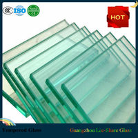 Hot New Products 10mm 12mm Otao Tempered Glass Price for 2015
