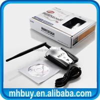 RTL8187 54Mbps 802.11b/g/n USB External 5dBi 1000mW alfa awus036h wifi adaptor for tv wireless usb