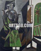 Pablo-Picasso Art Work Paintings on Canvas for Wall Art
