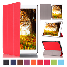 BRG 2015 new launched book style leather case for ipad pro